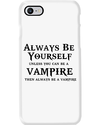 Always Be A Vampire