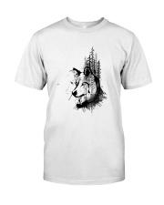 VonBrandt Moonbound Wolves Classic T-Shirt thumbnail