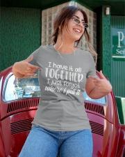 I Forgot Where I Put It Ladies T-Shirt apparel-ladies-t-shirt-lifestyle-01