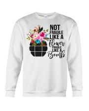 Fragile Like A Bomb Crewneck Sweatshirt thumbnail