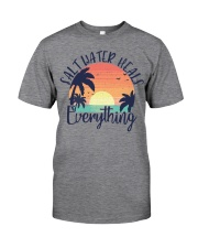 Salt Water Heals Everything Classic T-Shirt thumbnail