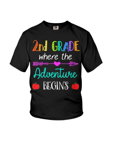 2nd Grade Adventure Begins