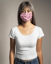 Flamingo 01 Cloth face mask aos-face-mask-lifestyle-15
