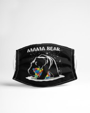 Mama Bear-Autism Cloth face mask aos-face-mask-lifestyle-22