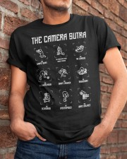 The Camera Sutra Classic T-Shirt apparel-classic-tshirt-lifestyle-26