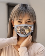 T Rex 19 Cloth Face Mask - 3 Pack aos-face-mask-lifestyle-18