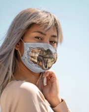 T Rex 19 Cloth Face Mask - 3 Pack aos-face-mask-lifestyle-19