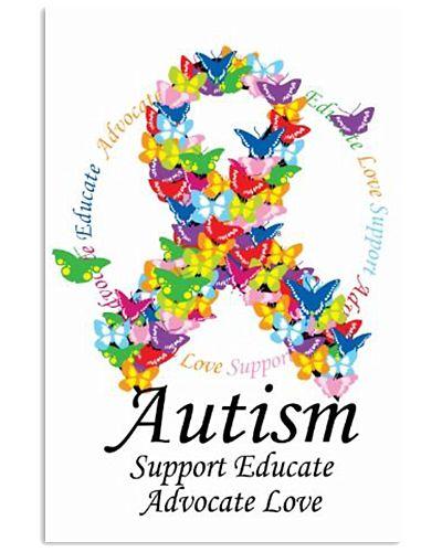 Autism-Support Educate Advocate Love