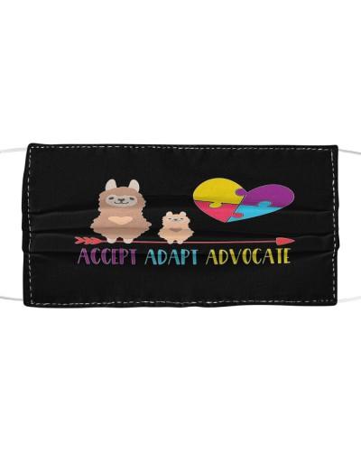Autism-Accept Adapt Advocate