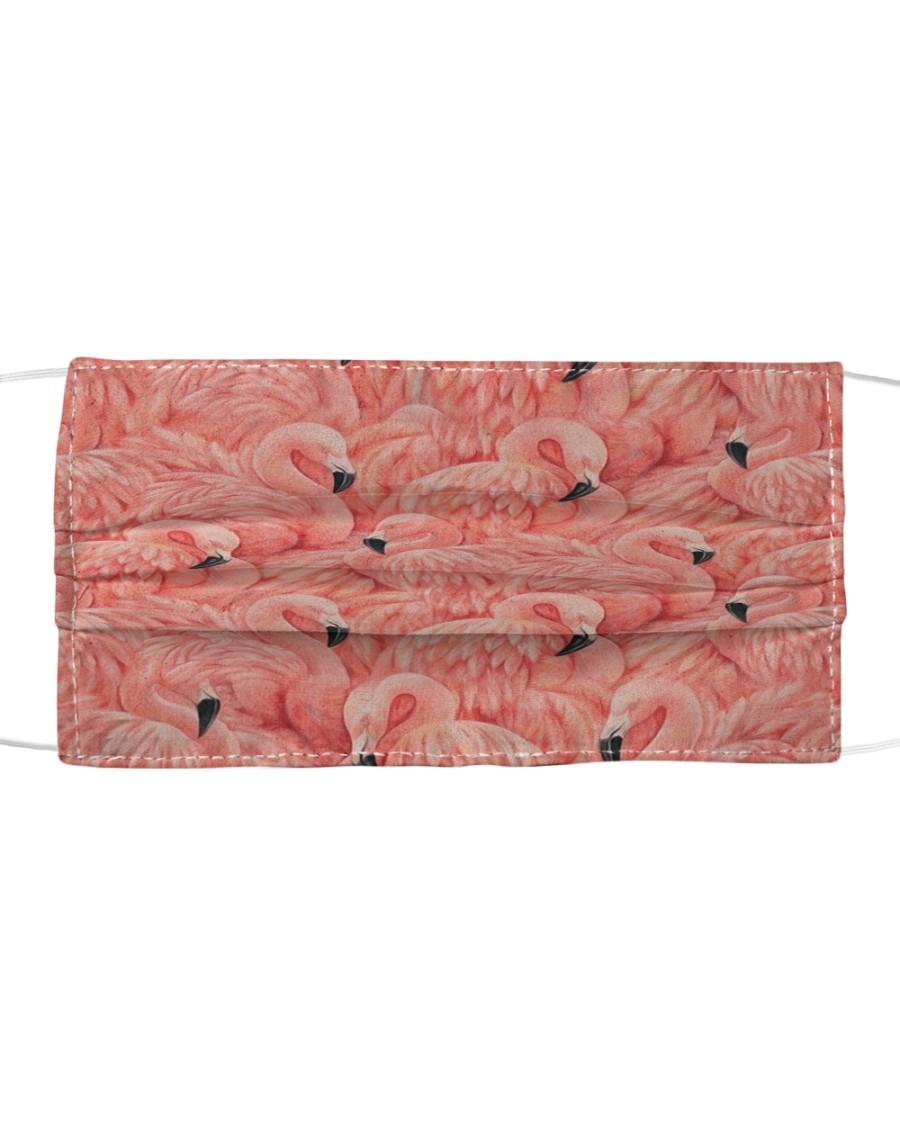 Flamingo 28 Cloth face mask