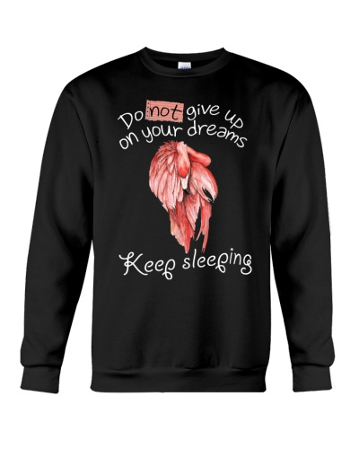 Flamingo-Do Not Give Up On Your Dreams
