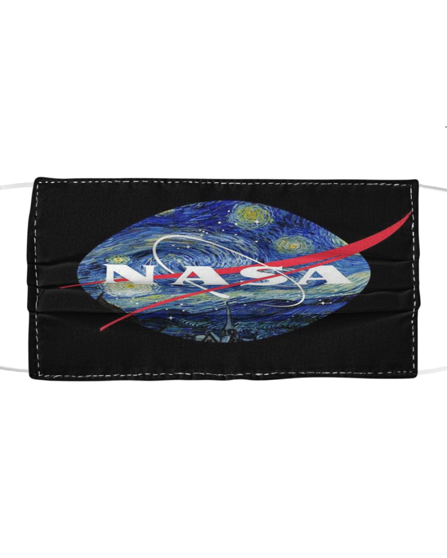 Space Cloth face mask