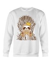 Winter Sloth Crewneck Sweatshirt thumbnail