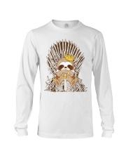 Winter Sloth Long Sleeve Tee thumbnail