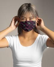 Flamingo 18 Cloth face mask aos-face-mask-lifestyle-16