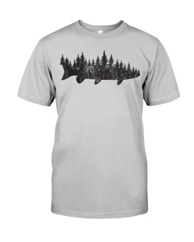 Musky Pine Forest Treeline