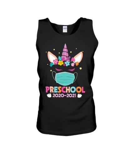 Quarantine Unicorn Preschool