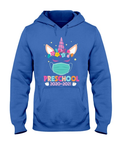 Quarantine Unicorn Preschool