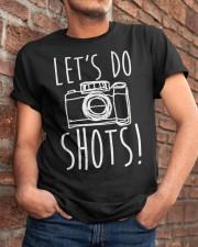 Lets Do Shots Classic T-Shirt apparel-classic-tshirt-lifestyle-26