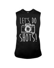 Lets Do Shots Sleeveless Tee thumbnail