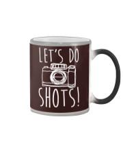 Lets Do Shots Color Changing Mug thumbnail