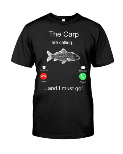 The Carp Are Calling