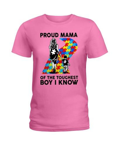 Autism Proud Mama
