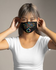 Accept Understand Love Flower Cloth face mask aos-face-mask-lifestyle-16