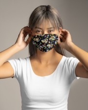 Autism Heart Cloth face mask aos-face-mask-lifestyle-16