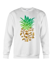 Sloth Pineapple Crewneck Sweatshirt thumbnail
