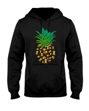 Sloth Pineapple Hooded Sweatshirt thumbnail