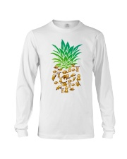 Sloth Pineapple Long Sleeve Tee thumbnail