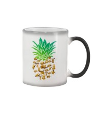 Sloth Pineapple Color Changing Mug thumbnail
