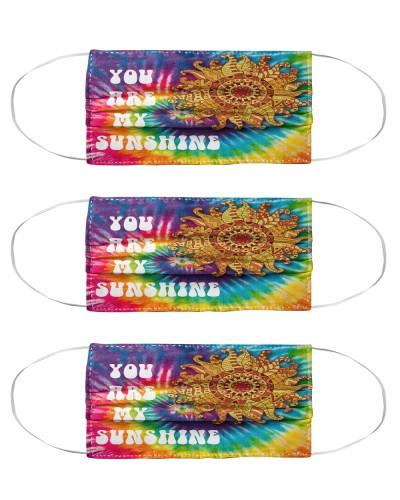 Colorful Tiedye Hippie