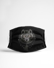 Wolf 5 Cloth face mask aos-face-mask-lifestyle-22