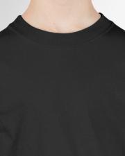 Quarantine Unicorn Pre- K Youth T-Shirt garment-youth-tshirt-detail-front-neck-01