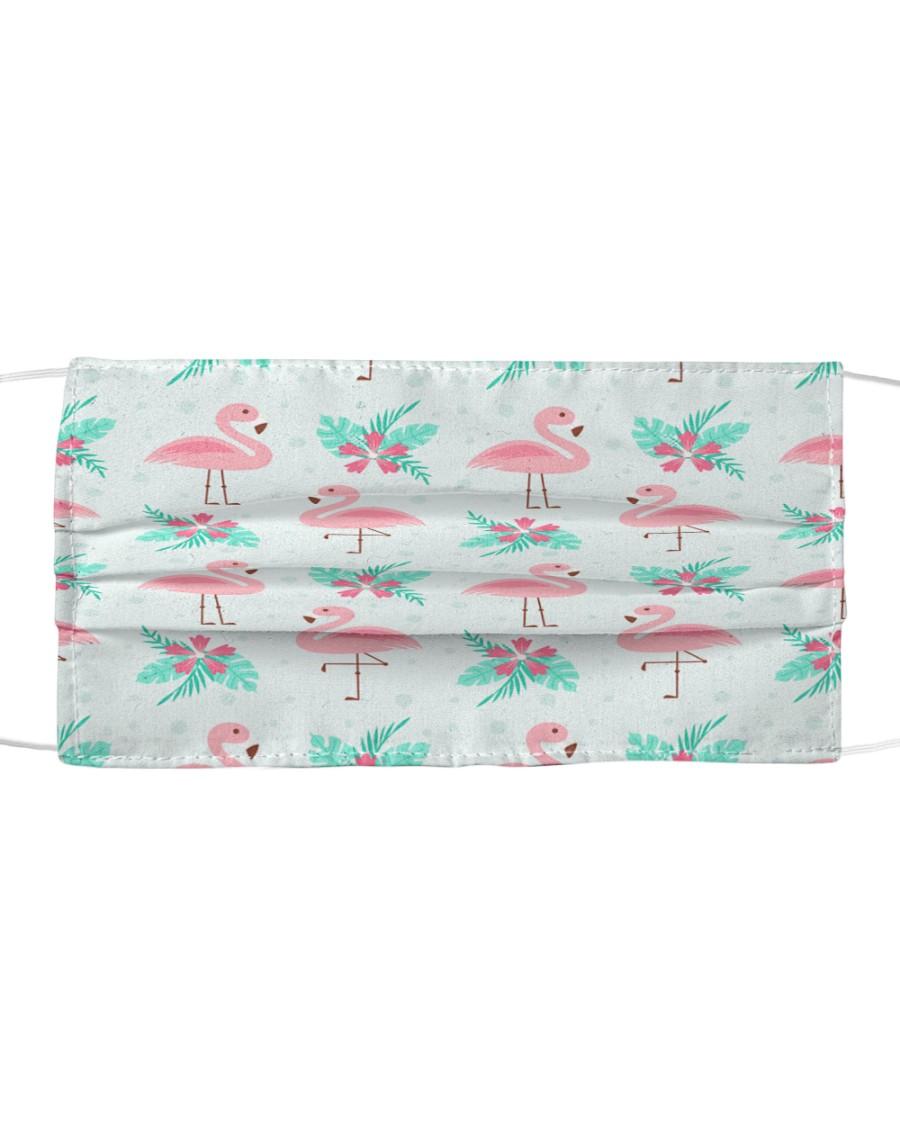 Flamingo 21 Cloth face mask