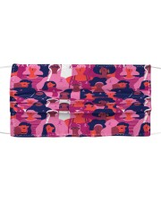 Breast Cancer 16 Cloth face mask front