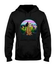 Sloth Hiking Team Hooded Sweatshirt thumbnail