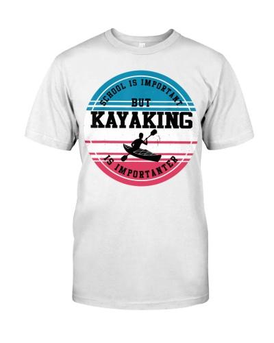 Kayaker Race Sport