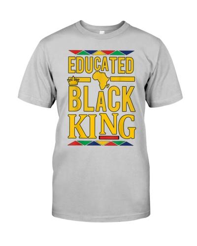 Dashiki Educated Black KING