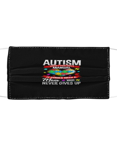 Autism Awareness-Never Give Up