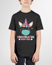 Quarantine Unicorn Kindergarten Youth T-Shirt garment-youth-tshirt-front-01