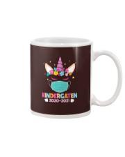 Quarantine Unicorn Kindergarten Mug thumbnail
