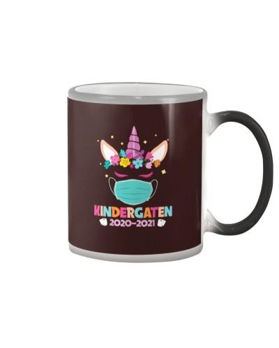 Quarantine Unicorn Kindergarten
