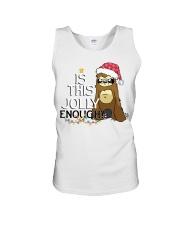 Sloth is this jolly enough Unisex Tank thumbnail
