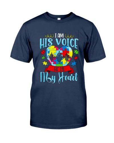 Autism-His-Voice