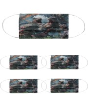 T Rex 16 Cloth Face Mask - 5 Pack front