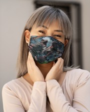 T Rex 16 Cloth Face Mask - 10 Pack aos-face-mask-lifestyle-17