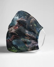T Rex 16 Cloth Face Mask - 10 Pack aos-face-mask-lifestyle-21